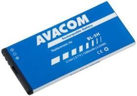 Avacom Bateria pro Nokia Lumia 630 635 Li-Ion 3,7V 1500mAh BL-5H)