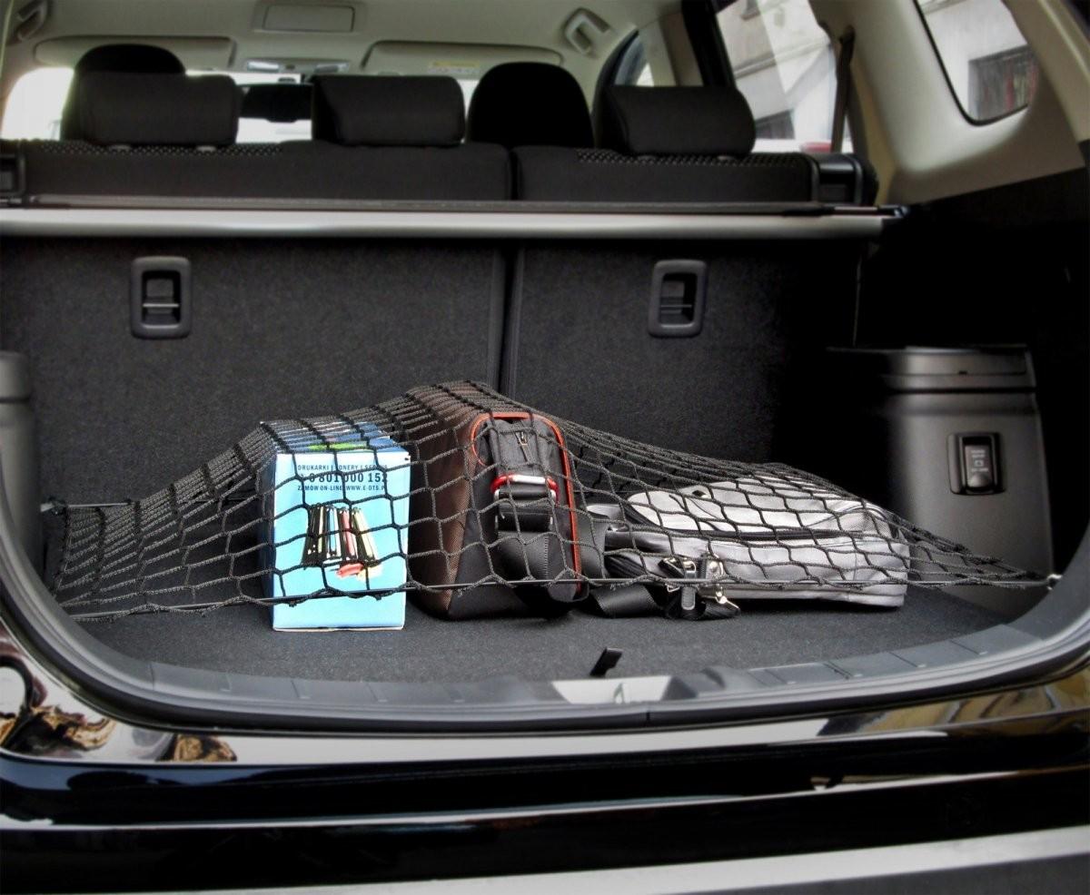 AUTO-MOTOR Siatka bagażnika Suzuki Grand Vitara II SUV 5-drzwi 2005-2014