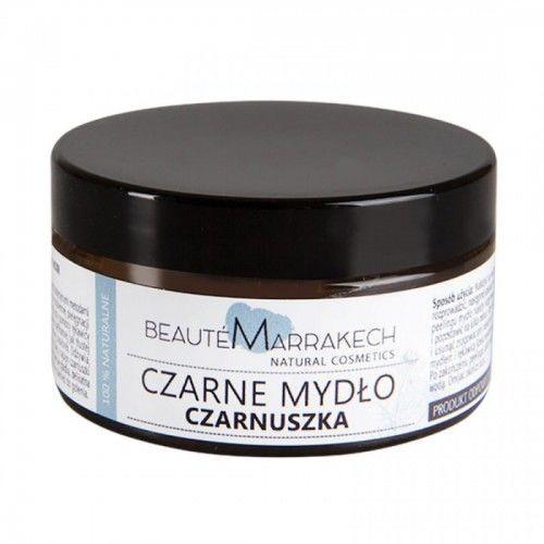 Savon Noir Beaute marrakech Naturalne czarne mydło oliwne z olejem z czarnuszki 100g 0376-423C7