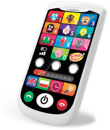 Smily Smartfon edukacyjny Play