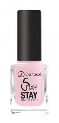 Dermacol Dermacol 5 Day Stay lakier do paznokci 11 ml dla kobiet 06 First Kiss