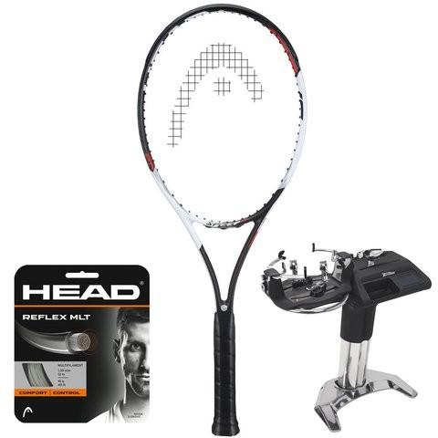 Head Rakieta tenisowa Graphene Touch Speed MP + naciąg + usługa serwisowa (231817)