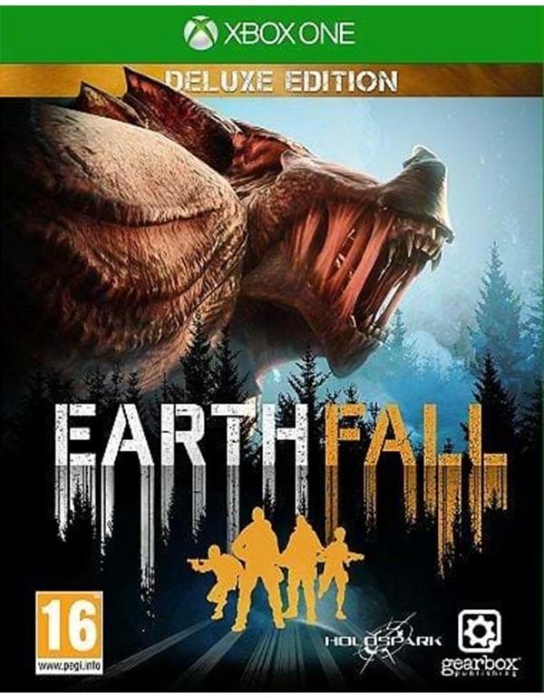 Earthfall - Deluxe Edition (GRA XBOX ONE)