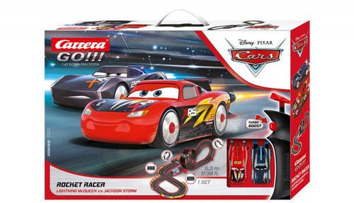 Carrera Tor wyścigowy Auta Roket Racer Car 4007486625181