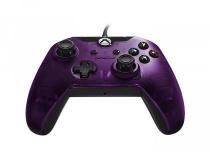 PDP Kontroler Przewodowy Purple Xbox One/PC (048-082-EU-PR)