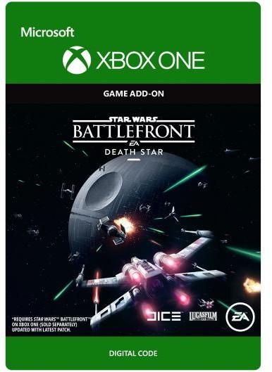 Star Wars Battlefront Gwiazda Śmierci DLC (GRA XBOX ONE) wersja cyfrowa