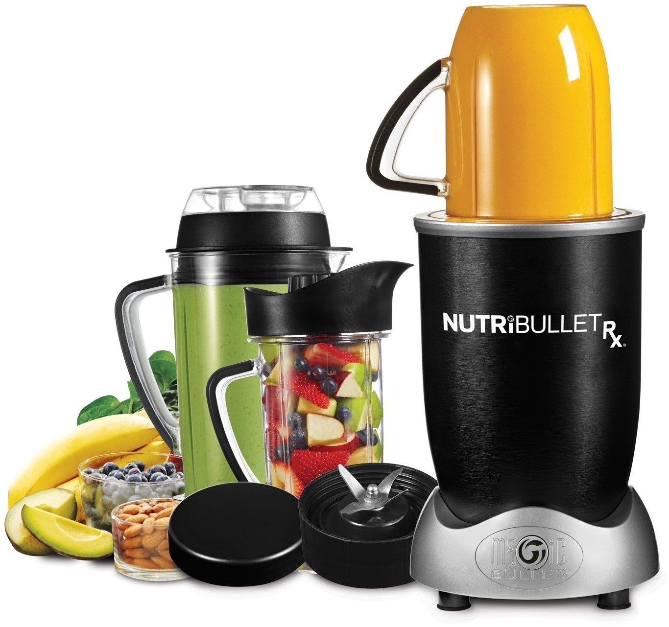 NutriBullet Black Panther 1700/9 RX
