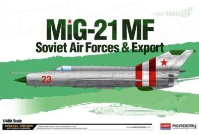 Academy MiG-21MF Soviet Air Force & Export 12311