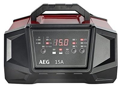 AEG ładowarka WM A na baterie 6oraz 12V, z funkcją auto Start, CE, IP 20, 15A 158009