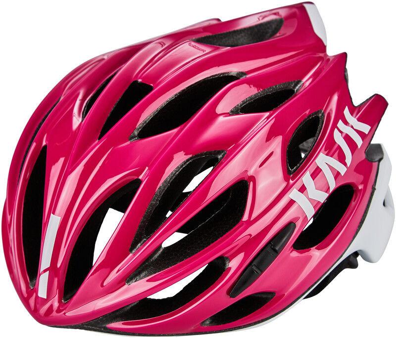 Modi Mojito X rowerowy, pink/white S 48-56cm 2020 Kaski szosowe 50118076