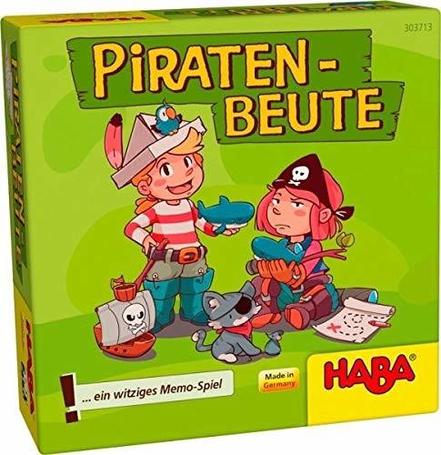 Haba pirata zdobyczy