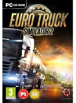 Imagination Gra Euro Truck Simulator 2 PC 5908305220152