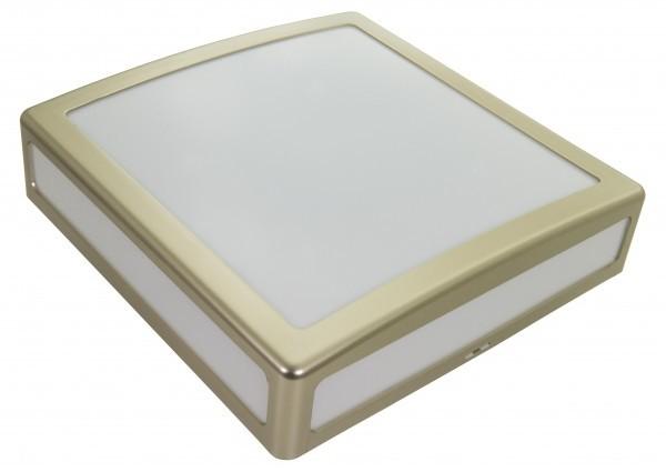 Pawbol Oprawa oświetleniowa ERIS E27 złoty pierścień, klosz mleczny D.31100ZM