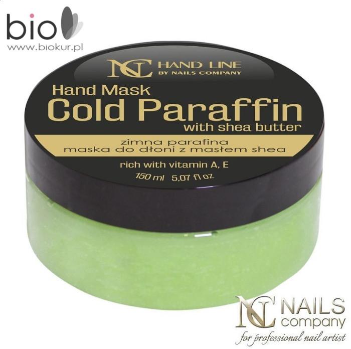 Nails Company PARAFINA NA ZIMNO inspirowana zapachem Escada Taj Sunset 150 ml parafina_NC_3