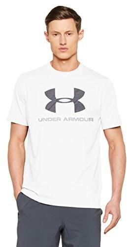 Under Armour CC Sport Style koszulka sportowa męska, biały, XL 1257615