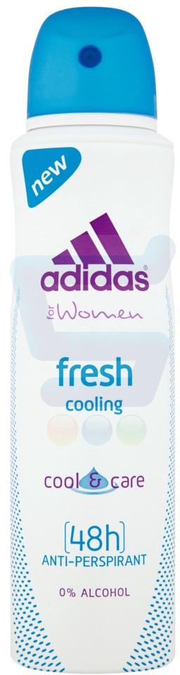 Adidas Women Fresh Dezodorant w sprayu Cool & Care 150 ml