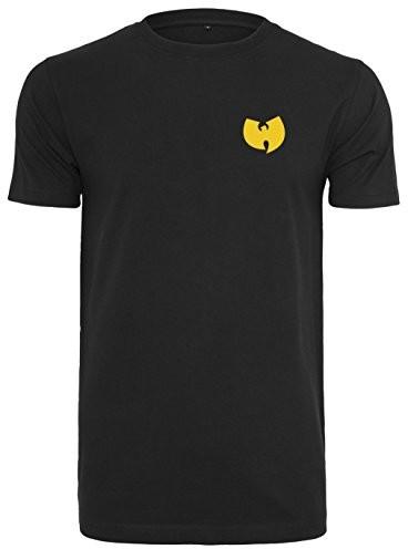 Wu Wear Wu Tang Clan logo Front Back T-Shirt firmy s-2X L -  l czarny WU021