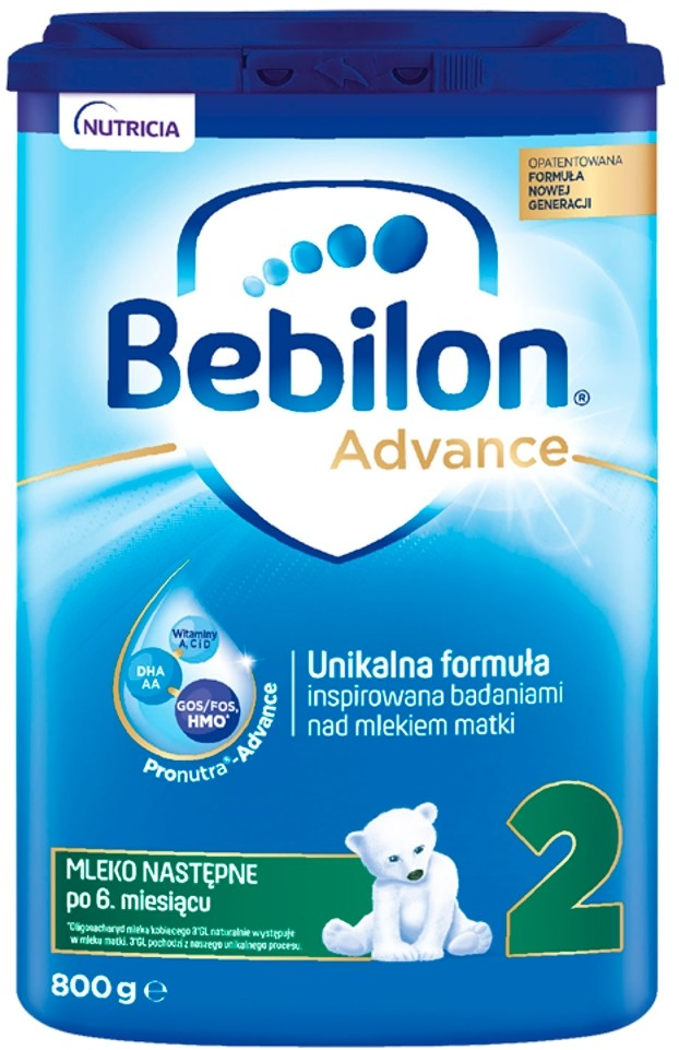 Bebilon 2 z Pronutra 800g