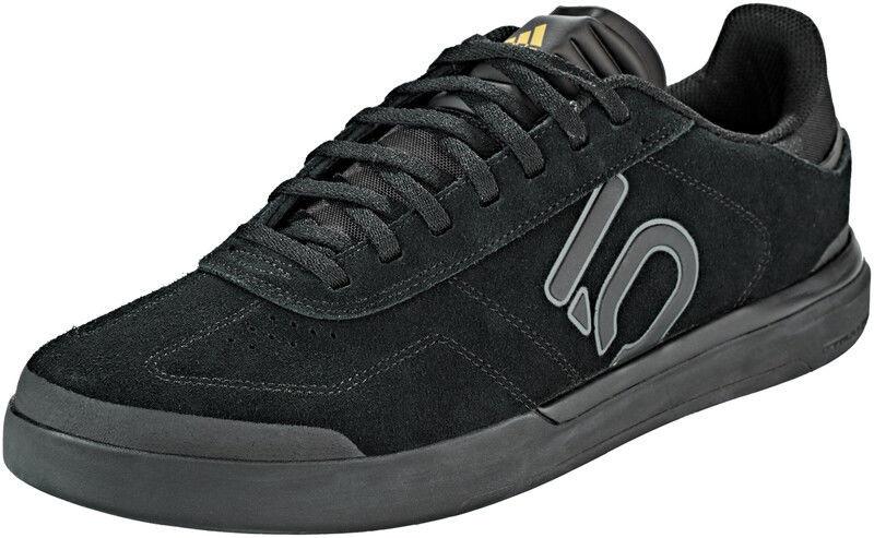 Adidas five ten Five Ten Sleuth DLX Buty MTB Mężczyźni, core black/grey six/matte gold UK 10,5 EU 45 1/3 2020 Buty rowerowe BC0658-10,5
