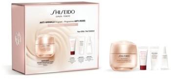 Shiseido Benefiance Wrinkle Smoothing Cream zestaw upominkowy I dla kobiet