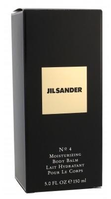 Jil Sander No.4 mleczko do ciała 150 ml Uszkodzone pudełko dla kobiet