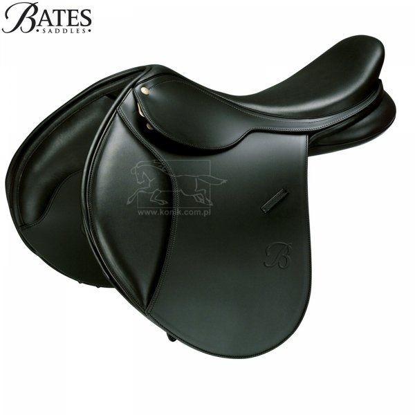 "Bates Siodło skokowe Bates CAPRILLI Close Contact 17,5"" wysyłka 24! 1046"