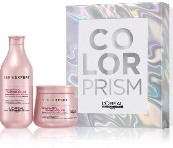 Loreal Professionnel Professionnel Serie Expert Vitamino Color Resveratrol zestaw upominkowy I do włosów farbowanych