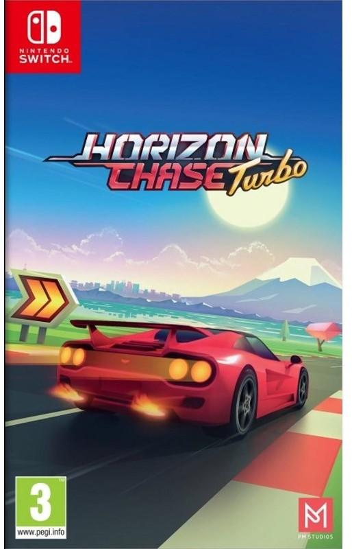 Horizon Chase Turbo (GRA NINTENDO SWITCH)