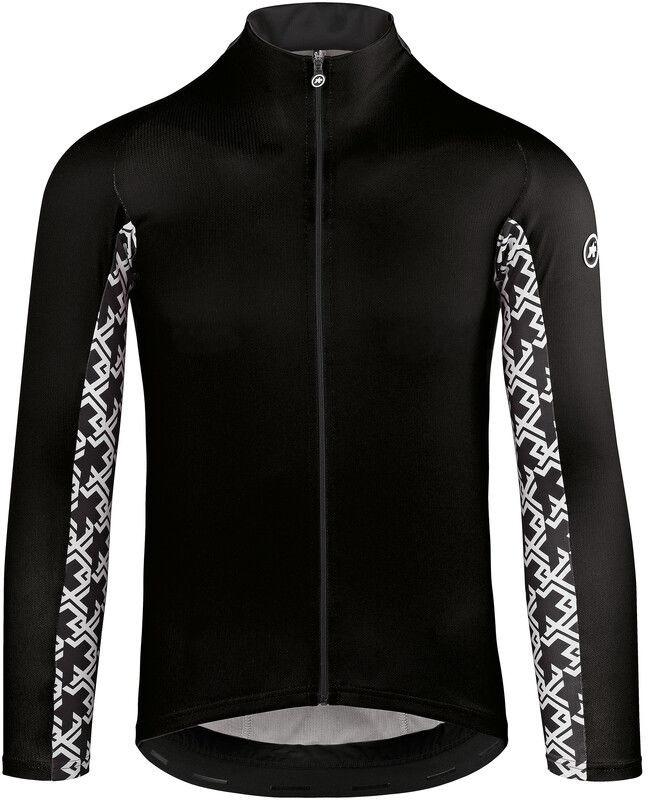 Assos Mille GT Bluza rowerowa z długim rękawem Mężczyźni, black series XLG 2020 Koszulki kolarskie 11.24.276.18.XLG