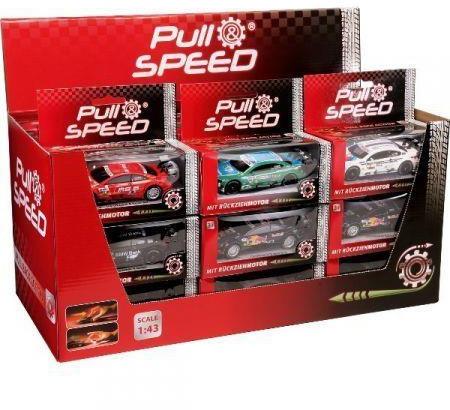 Carrera Pull&Speed DTM, różne rodzaje 241269