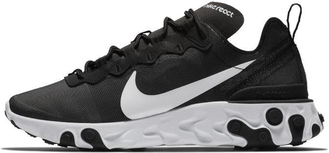 Nike React Element 55 BQ2728-003 czarny