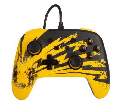 POWERA Switch Pad Pokemon Lightning Pikachu (1516985-01)