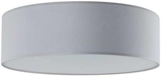 Inne Plafon LAMPA sufitowa IGLO 654/40 BIA Inne abażurowa OPRAWA okrągła biała 654/40 BIA