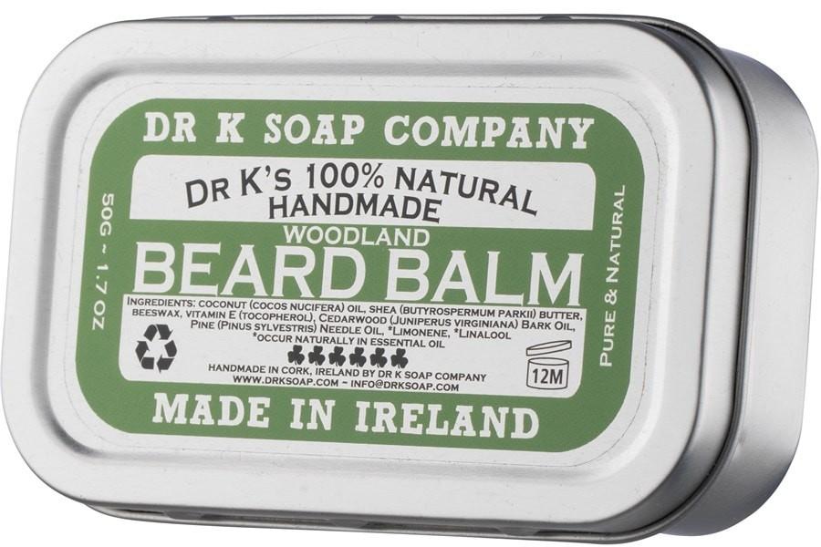 Dr K Soap Company Produkty Beard Balm Woodland Spice 50.0 g