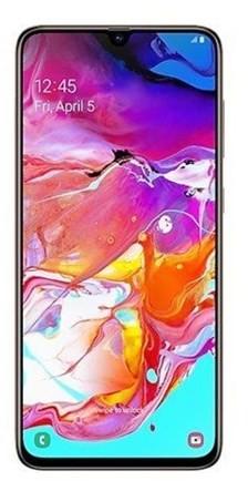 Samsung Galaxy A70 128GB Dual Sim Koralowy