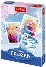 Trefl 08448 Karty Piotruś Frozen