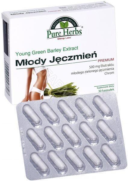 Olimp Młody Jęczmień Premium 30 szt.