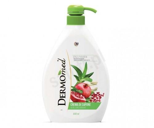 DermoMed Dermomed Aloes - Mydło w płyne (600 ml) 552E-863C4_234566