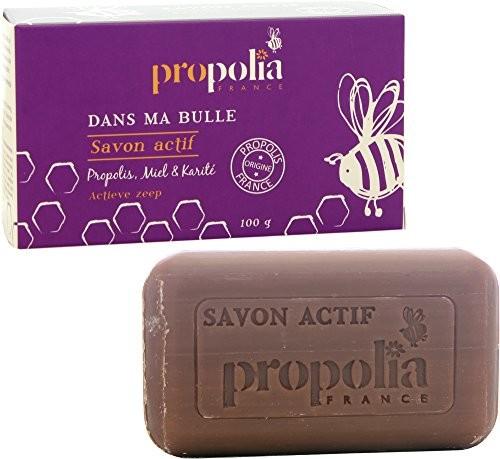 Propolia Soap with propolis, Honey and Shea by propolia SAVACTI