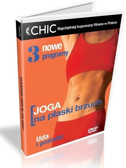 Chic Film instruktażowy DVD Joga na płaski brzuch CHIC