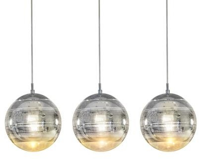 Mila Lampa wisząca II 3P 15254-3P Deco Light