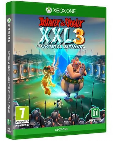 CDP Asterix & Obelix XXL 3: The Crystal Menhir - Limited Edition (GRA XBOX ONE)