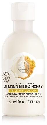 The Body Shop The Body Shop_almond Milk & Honey Shower Cream