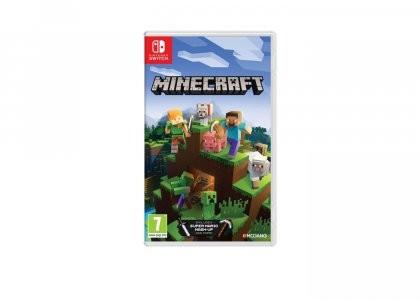 Minecraft NSWITCH