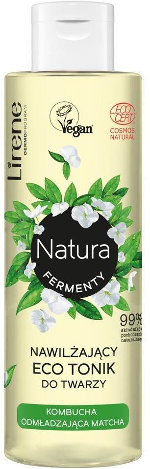 Lirene Natura Nawilżający Eco Tonik Do Twarzy 200 ml
