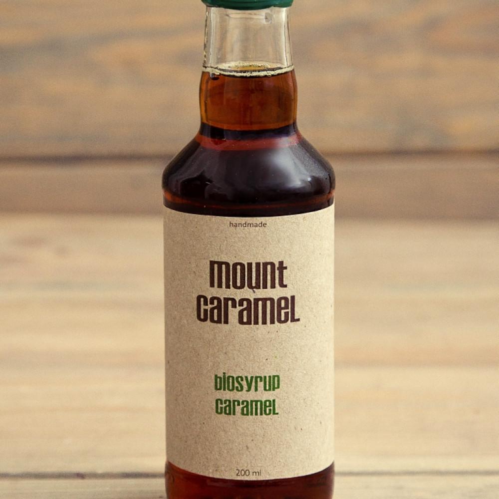 Mount Caramel BIO syrop karmelowy 200 ml