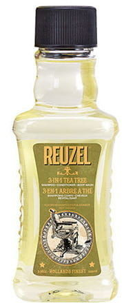 Reuzel Reuzel Tea Tree 3in1 szampon odżywka i żel 100ml R-TEA-100