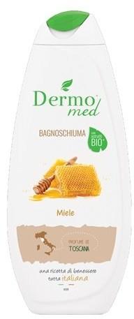 Dermomed Dermomed, żel do mycia ciała Miele, 500 ml