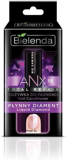 Bielenda Professional, Anx Total Repair, odżywka do paznokci płynny diament, 11 ml