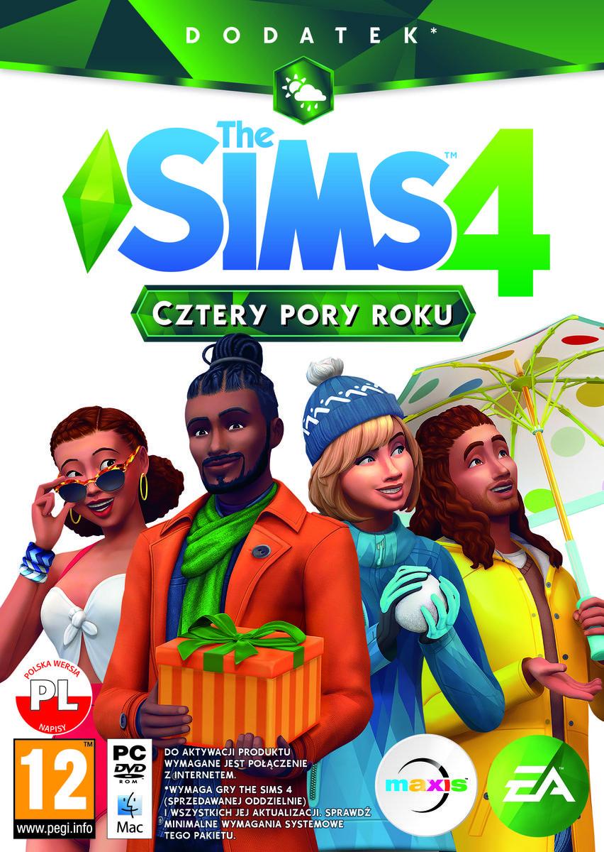 The Sims 4 Cztery pory roku PC